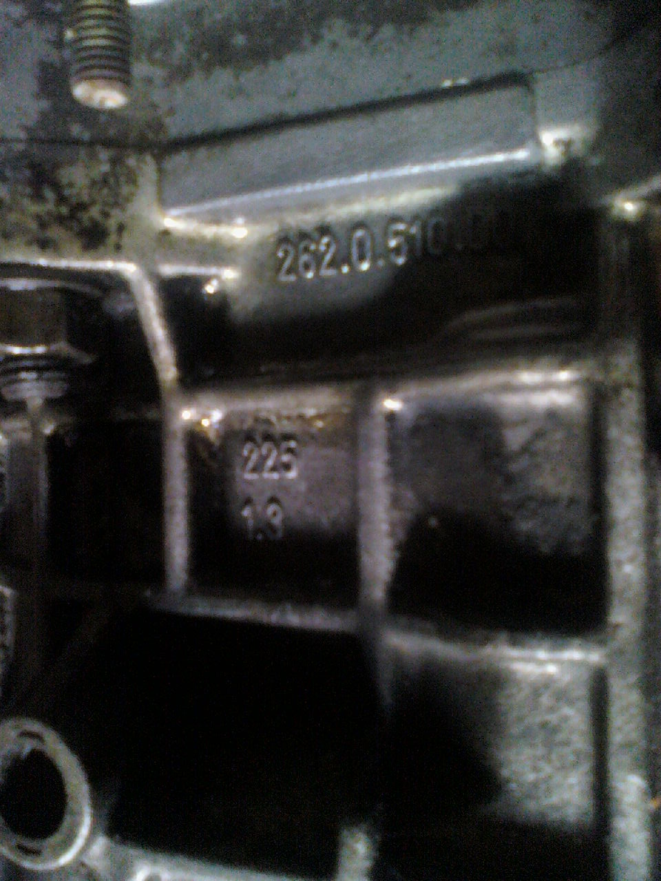 [BMW 530 i E34] Boîte de vitesses inconnue 09081110
