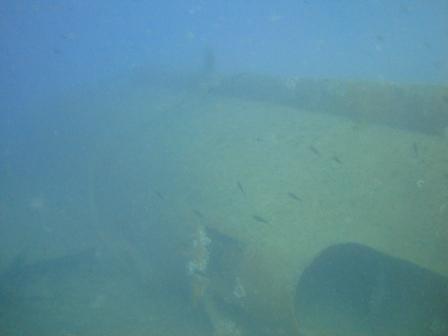 [Aéronavale divers] Un avion Anglais dans le bassin de l'Ecole de Plongée 01_vue12