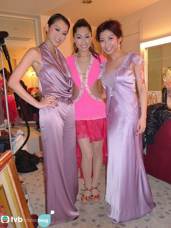 [8 March 2009] Myolie attended Yan Chai Anniversary Charity Dinner 2009 Bddd8810