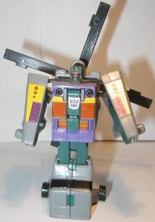Samboni, your character reminds me of... Robotm10