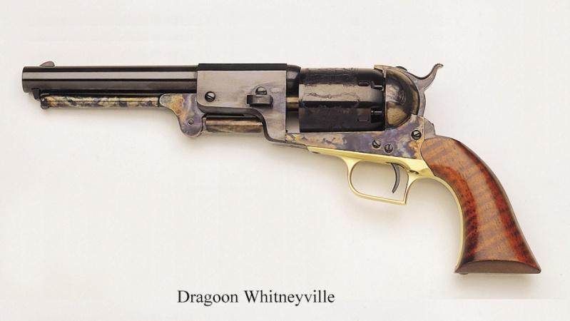 Le Colt DRAGOON WHITNEYVILLE  Uberti Dragoo10