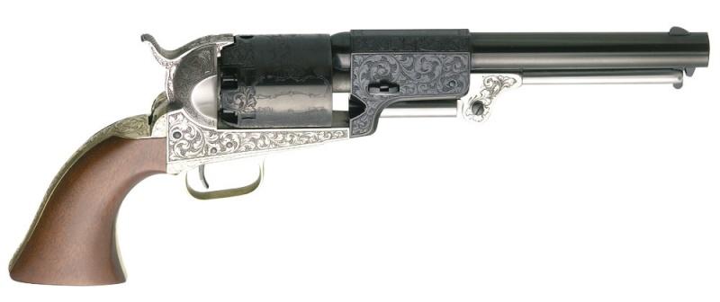Uberti Dragoons en calibre 44 gravés Dragoo12