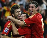 España suma 32 partidos invicta y se acerca a Brasil 50214_10