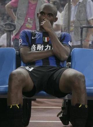 Eto'o pierde su primer título con el Inter Eto_pi10