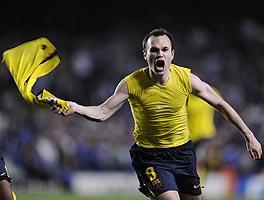 Actualidad de la Champions League Iniest10