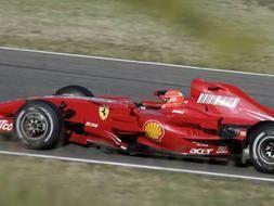Ferrari critica «la ausencia de juego limpio» demostrada con Schumacher Rc-20012