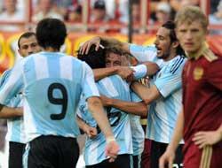 Argentina venció a Rusia Rusia_10