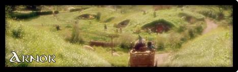 Eriador et Arnor