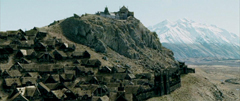 Edoras, Capitale du Rohan