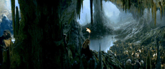 Aglarond, les Cavernes Scintillantes