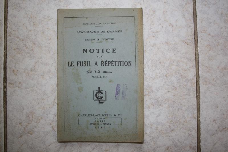 DIVERSES NOTICES DE  REGLEMENTAIRE Img_0619