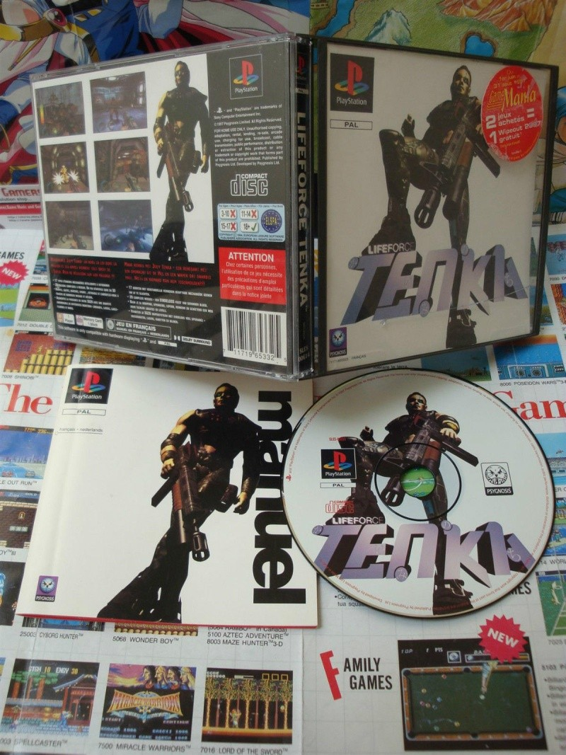 "Jeux ""multi-version"" black label PS1 _5610"