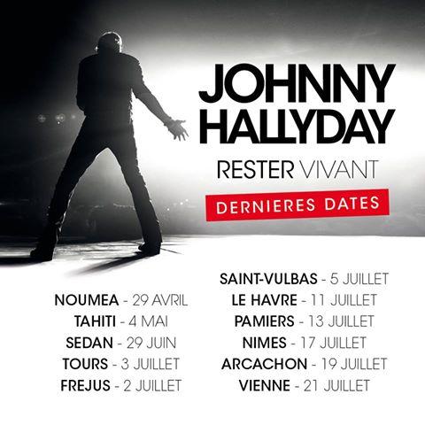 """Tournée 2015/2016 de johnny """"RESTER VIVANT """" Part 2..LA TOURNEE - Page 3 12472810"""