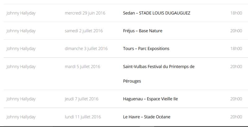 """Tournée 2015/2016 de johnny """"RESTER VIVANT """" Part 2..LA TOURNEE - Page 3 Captur15"""