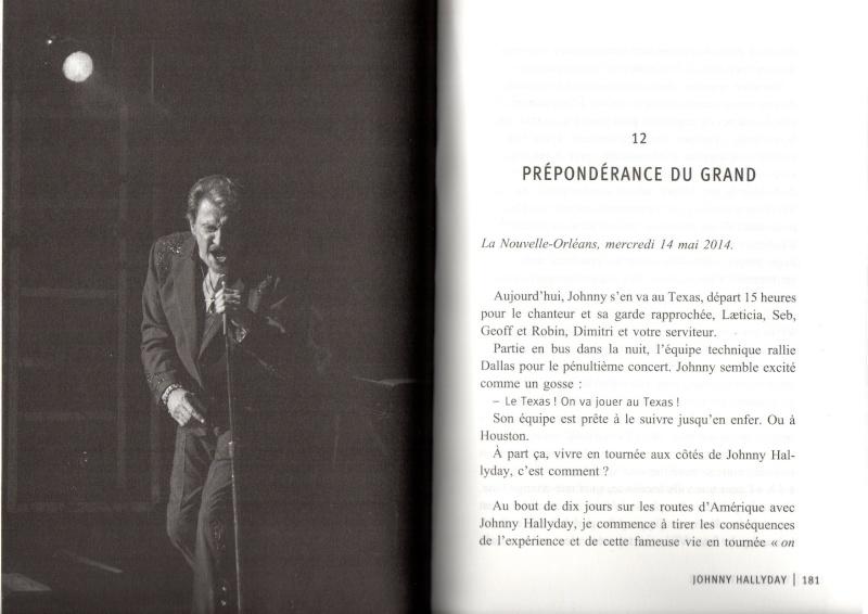 [livre] La terre promise Johnny Hallyday et Philippe Manoeuvre Img14812