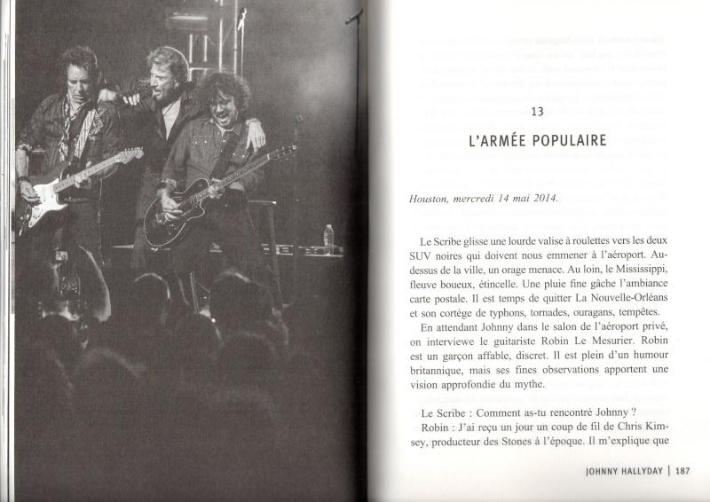 [livre] La terre promise Johnny Hallyday et Philippe Manoeuvre Img15110