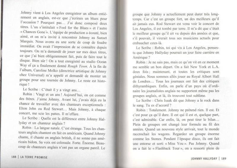 [livre] La terre promise Johnny Hallyday et Philippe Manoeuvre Img15210