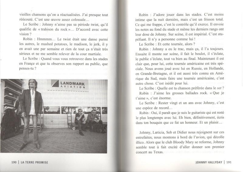 [livre] La terre promise Johnny Hallyday et Philippe Manoeuvre Img15310