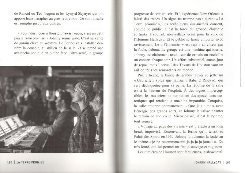 [livre] La terre promise Johnny Hallyday et Philippe Manoeuvre Img15610