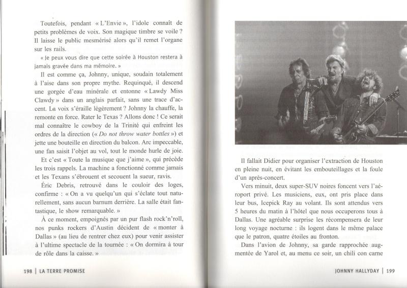 [livre] La terre promise Johnny Hallyday et Philippe Manoeuvre Img15710