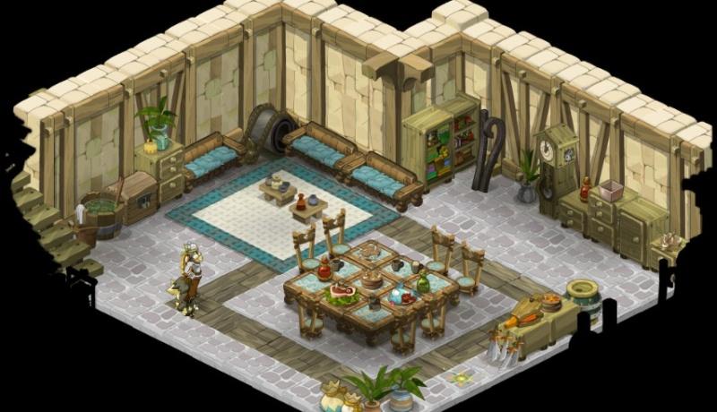 Maisons et Enclos de Guilde Forger11