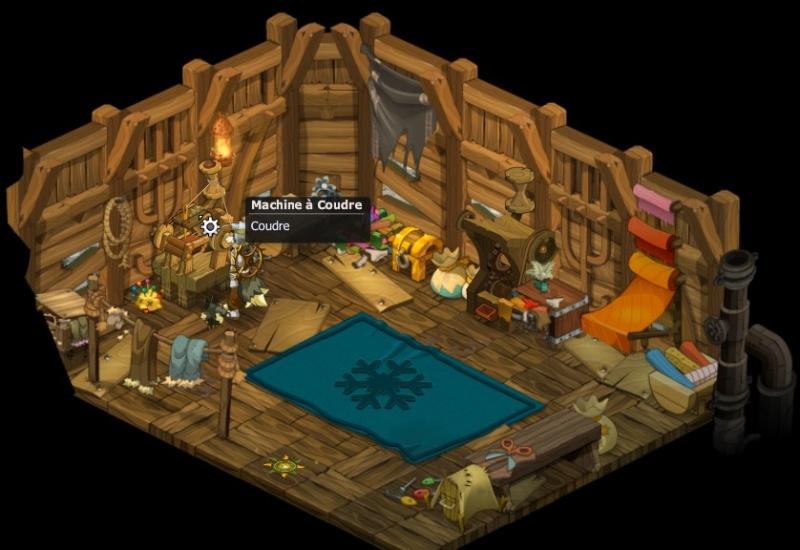 Maisons et Enclos de Guilde Taille11