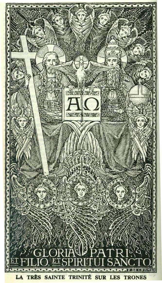 Fête de la Sainte Trinité Sainte10