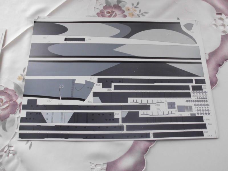 USS Missouri von GPM Nr 34 1:200 gebaut von Herbert Dsci1734