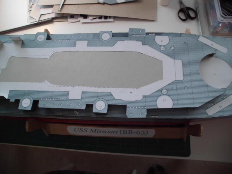 USS Missouri von GPM Nr 34 1:200 gebaut von Herbert - Seite 2 Dsci1826