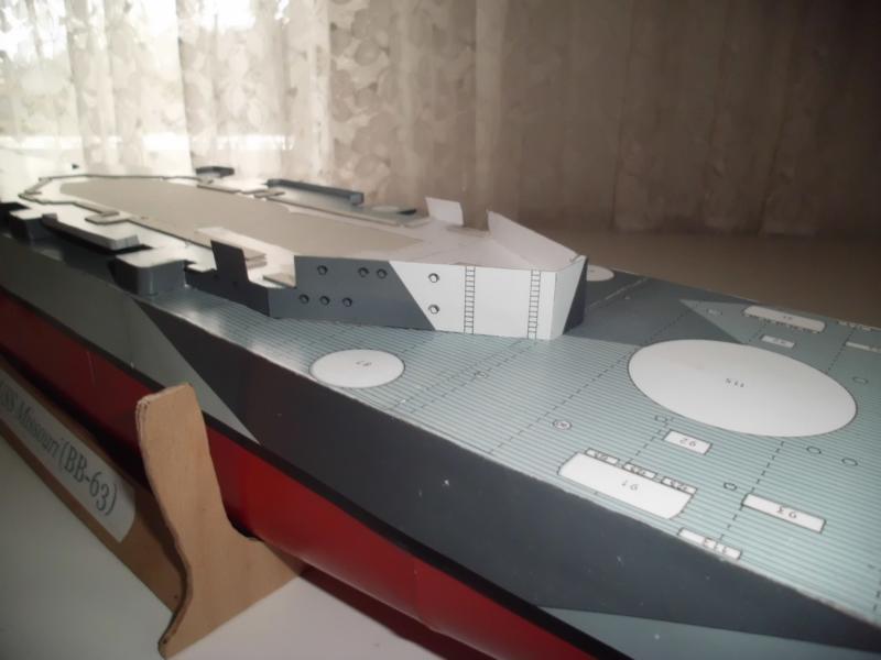 USS Missouri von GPM Nr 34 1:200 gebaut von Herbert - Seite 2 Dsci1834