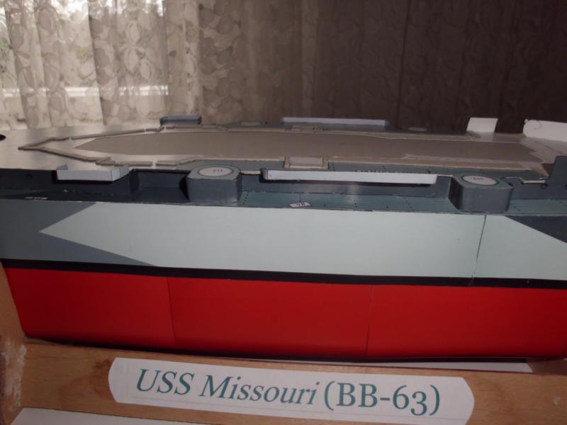 USS Missouri von GPM Nr 34 1:200 gebaut von Herbert - Seite 2 Dsci1835