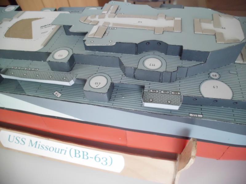USS Missouri von GPM Nr 34 1:200 gebaut von Herbert - Seite 2 Dsci1844