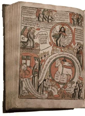 Bandes dessinées médiévales - Page 5 013qre10
