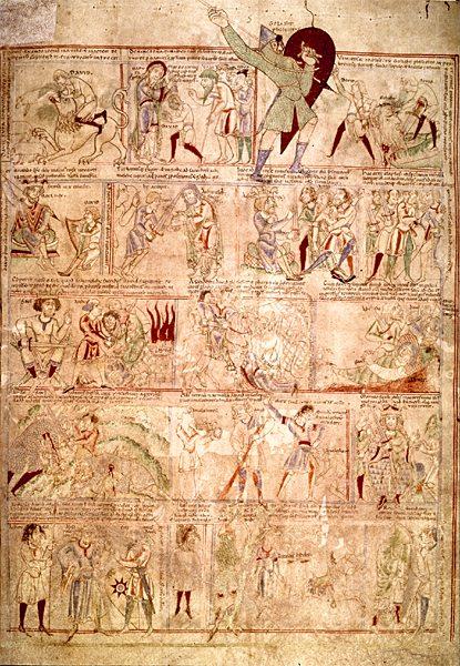 Bandes dessinées médiévales - Page 5 1219_310