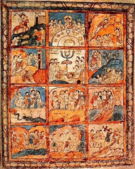 Bandes dessinées médiévales - Page 5 482px-11