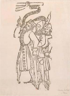 Bandes dessinées médiévales - Page 3 Bois-p11