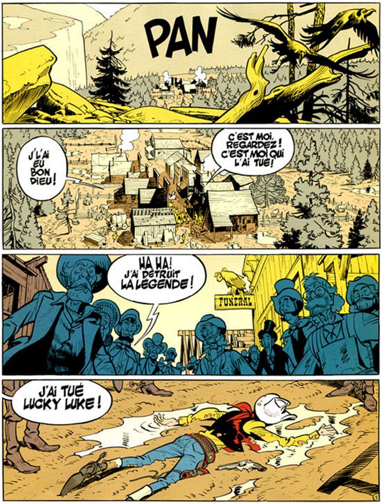 La reprise de Lucky Luke - Page 2 Bonhom13