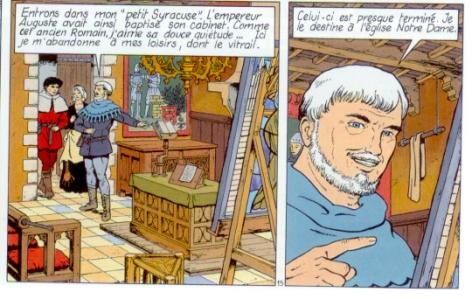 Vasco de Gilles Chaillet Bruges11