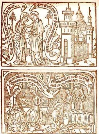 Bandes dessinées médiévales - Page 5 Cantiq10