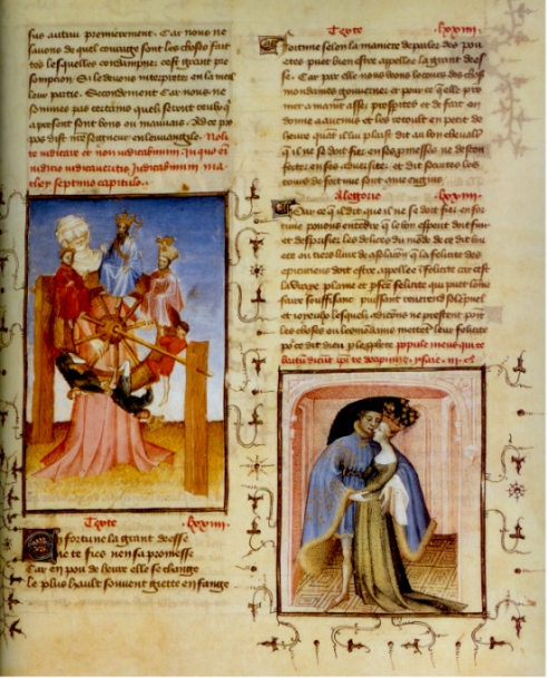 Bandes dessinées médiévales - Page 5 Christ11