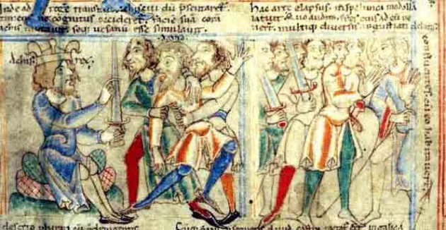 Bandes dessinées médiévales - Page 5 Cister13