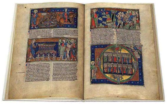 Bandes dessinées médiévales - Page 3 Double11