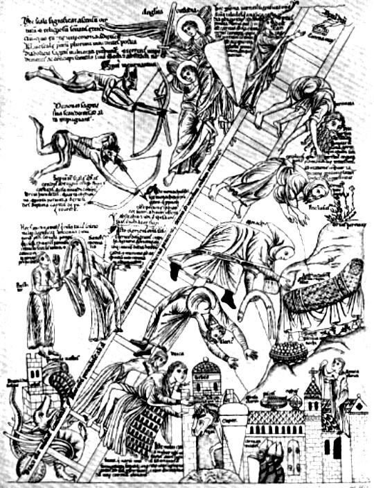 Bandes dessinées médiévales - Page 3 Garden11