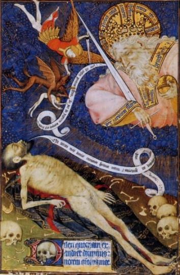 Bandes dessinées médiévales - Page 3 Heures10