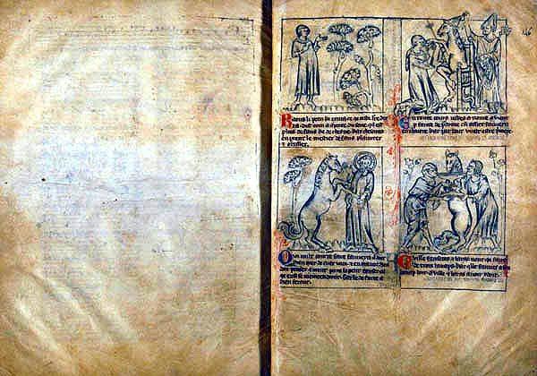 Bandes dessinées médiévales - Page 3 Histoi11