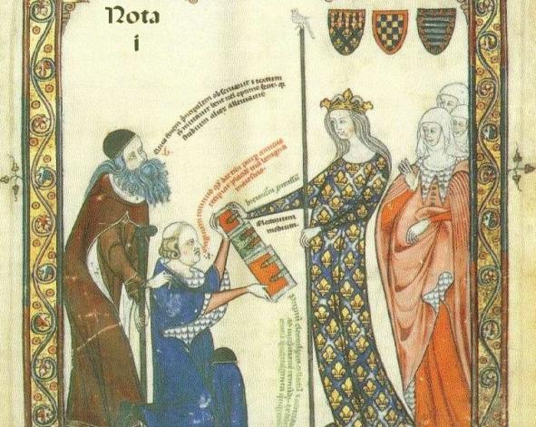 Bandes dessinées médiévales - Page 3 Mini1210