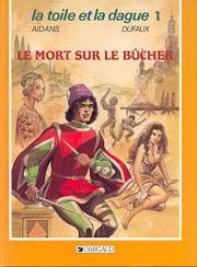 La toile et la dague d'Edouard Aidans Toilee10