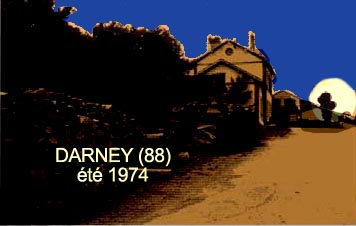Atterrissage à Darney (88) en été 1974  par Lionel et Raoul Robé.  Darney10