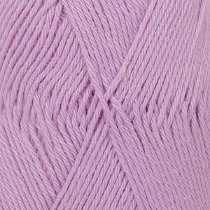 CAL (Crochet A Long) mystère Drops - The Meadow (la prairie) Lilas110
