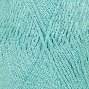 CAL (Crochet A Long) mystère Drops - The Meadow (la prairie) Turquo10